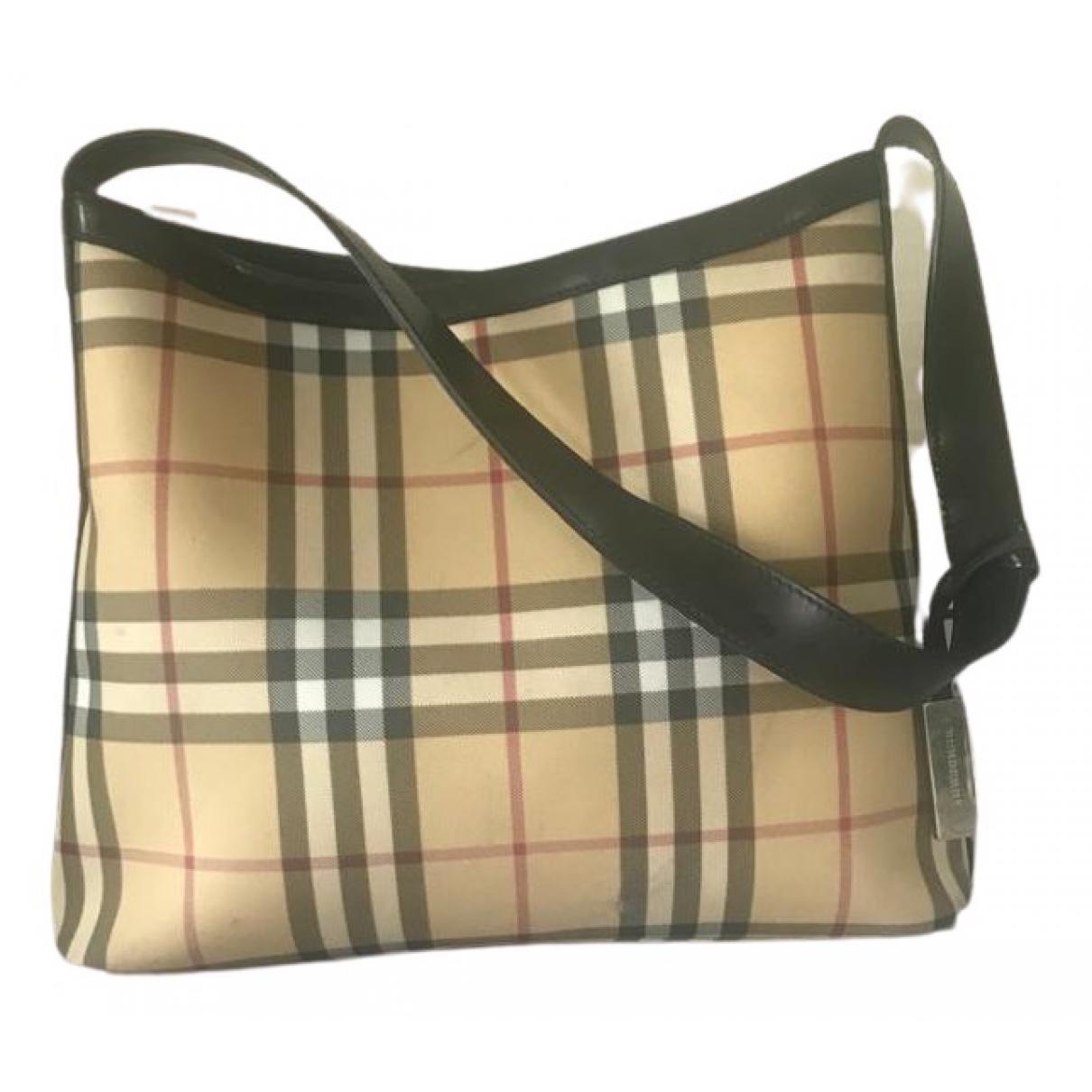 Burberry N Cloth handbag for Women N