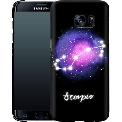 Samsung Galaxy S7 Edge Smartphone Huelle - SCORPIO von Becky Starsmore