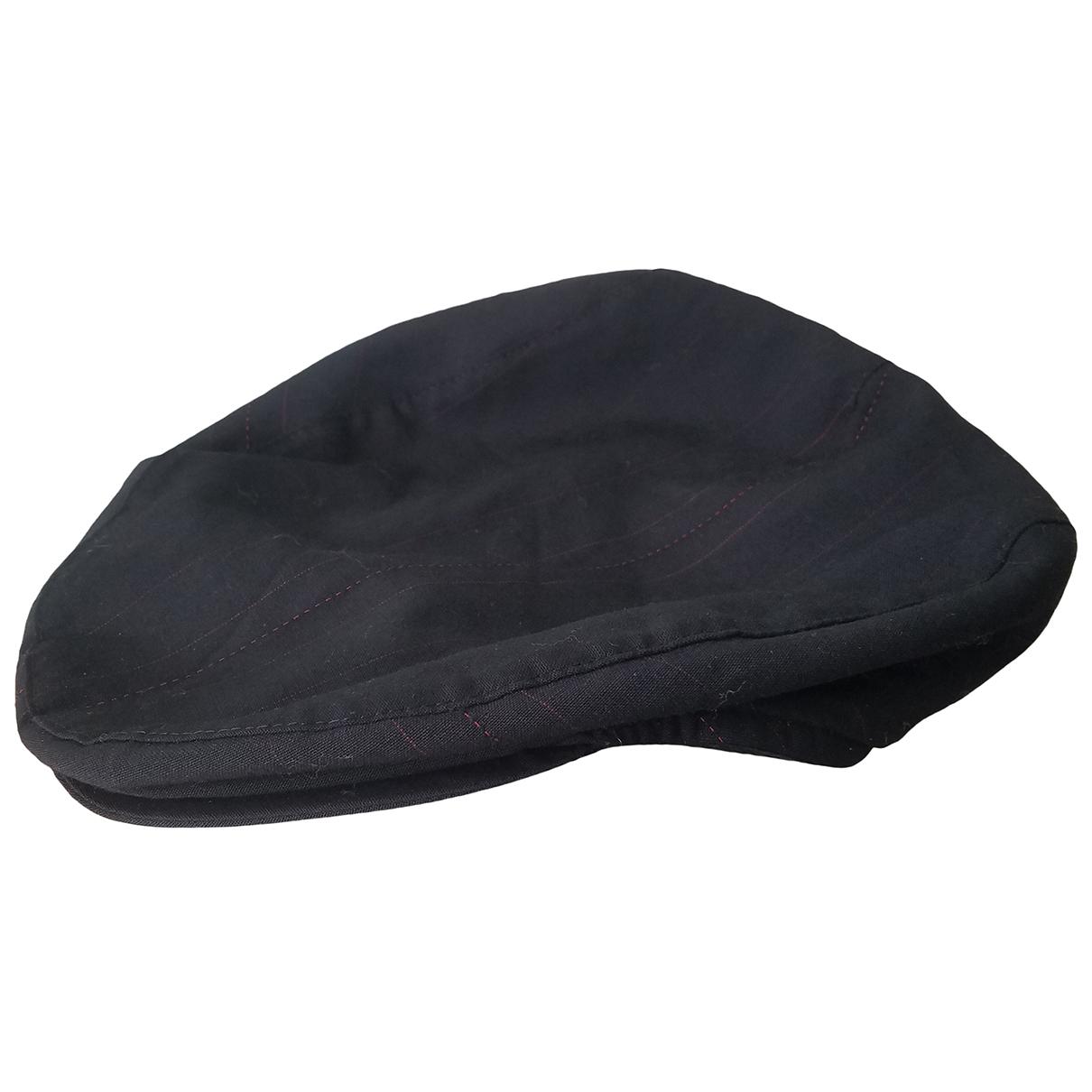 D&g - Chapeau & Bonnets   pour homme en laine - noir