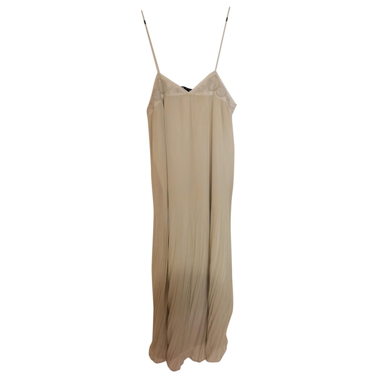 Zara \N Grey Lace dress for Women S International