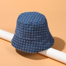 Ripped Bucket Hat