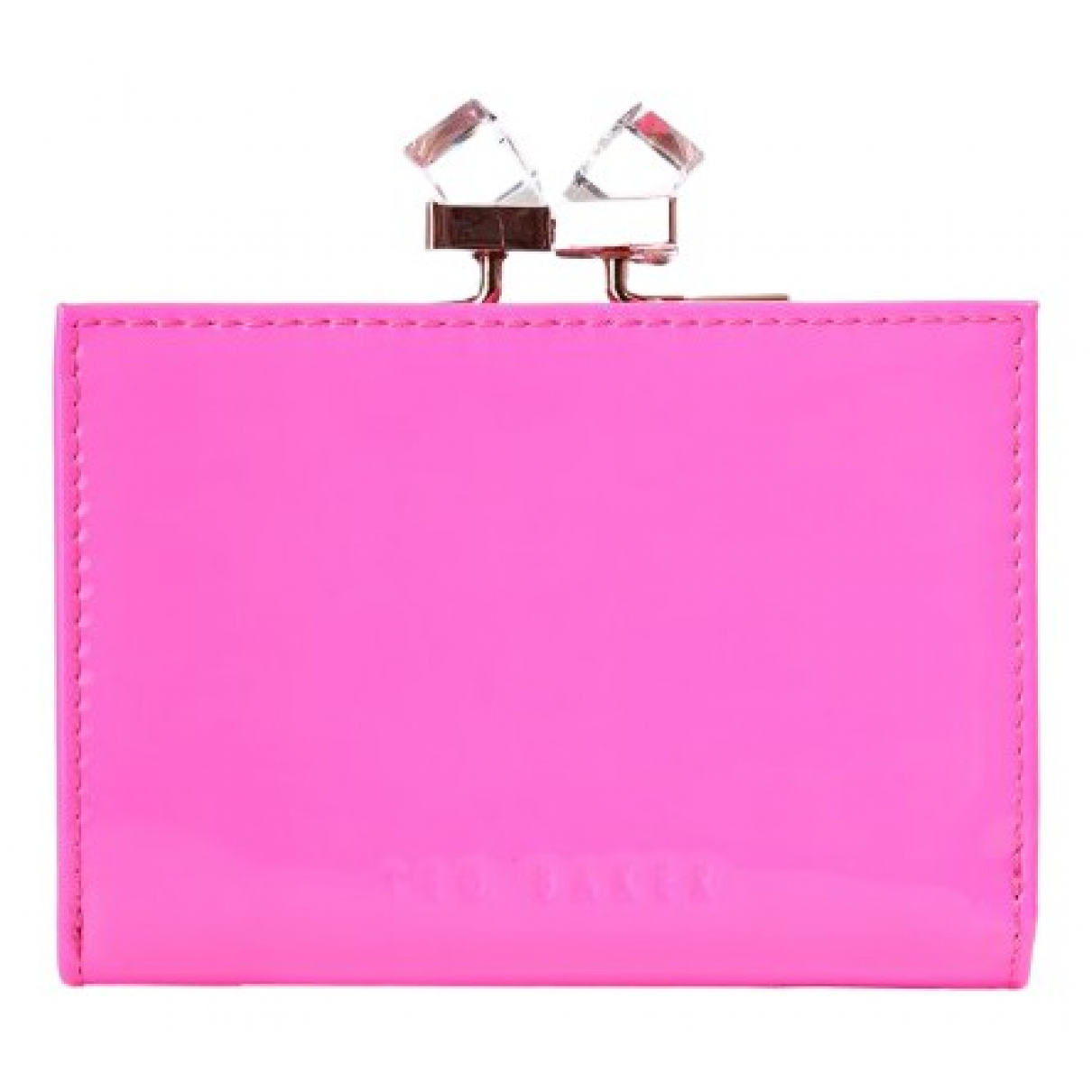 Ted Baker N Pink Patent leather Purses, wallet & cases for Women N