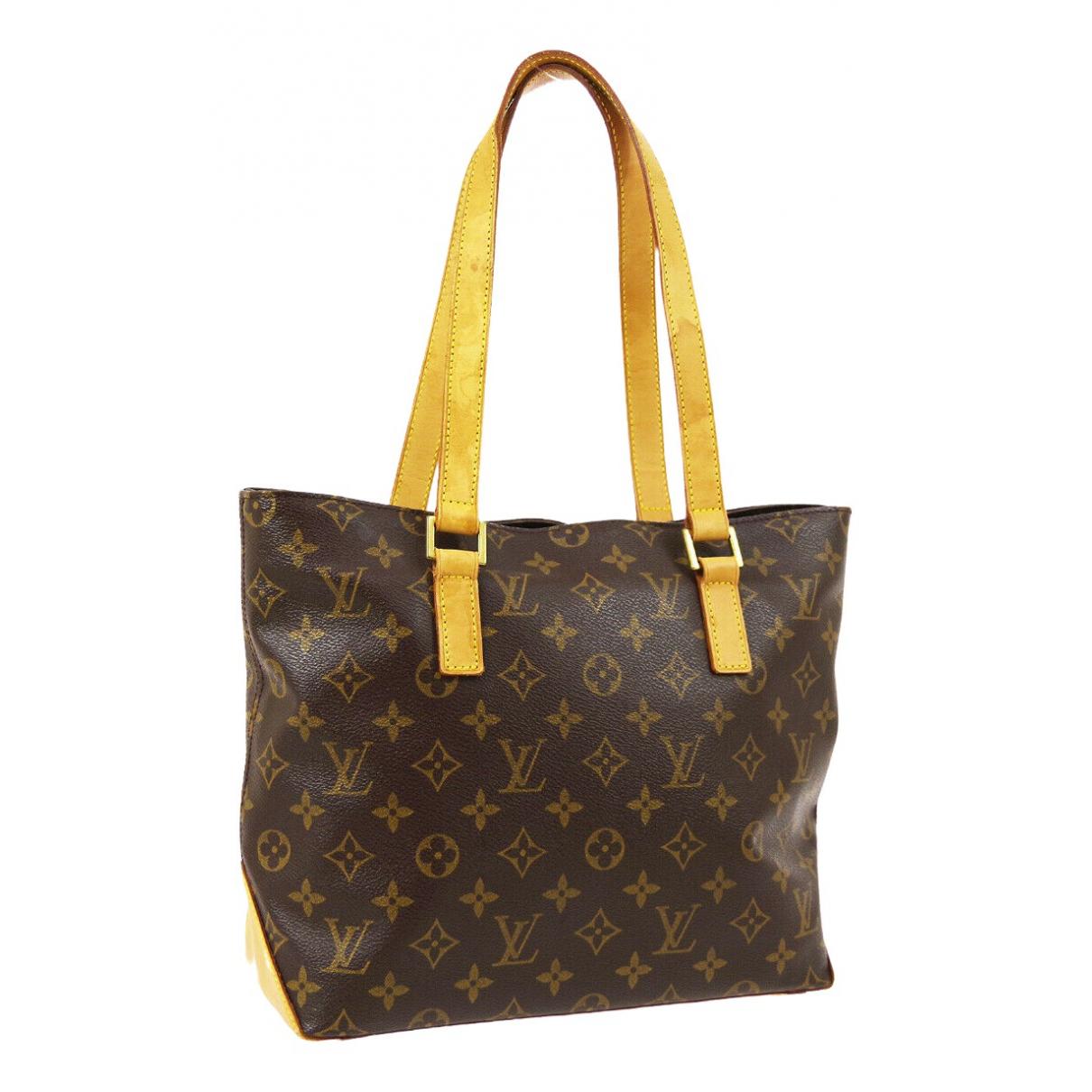 Louis Vuitton Piano Brown Cloth handbag for Women \N