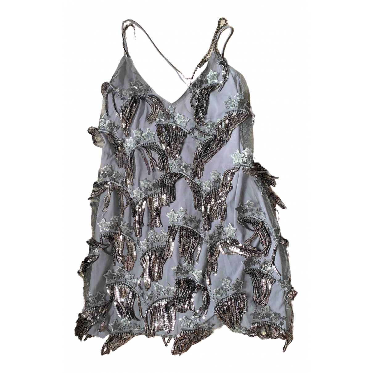 For Love & Lemons \N Grey dress for Women M International