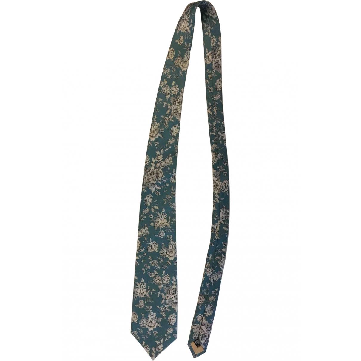 Liberty Of London - Cravates   pour homme en soie - bleu