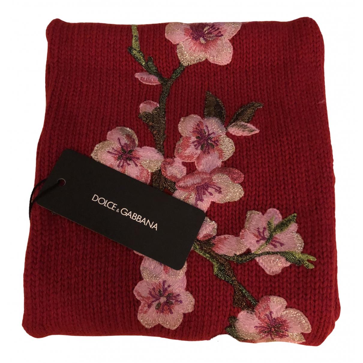 Bufanda Dolce & Gabbana