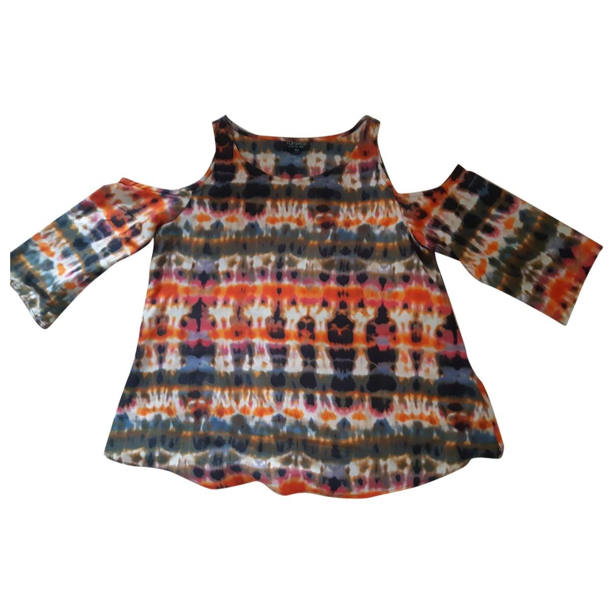 Tophop \N Top in  Bunt Polyester