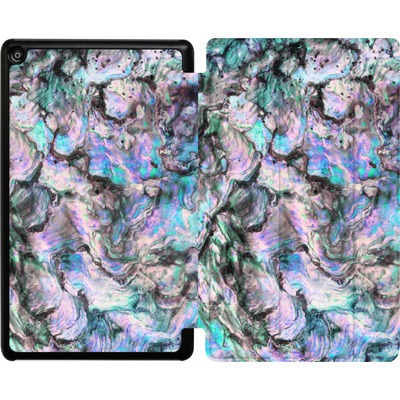 Amazon Fire HD 8 (2018) Tablet Smart Case - Mother of Pearl von Emanuela Carratoni