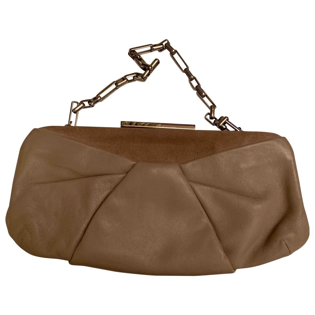 Lk Bennett - Pochette   pour femme en cuir