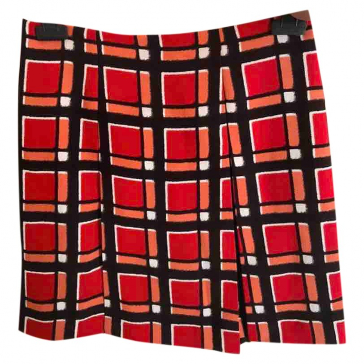 Marc By Marc Jacobs \N Red Cotton skirt for Women S International