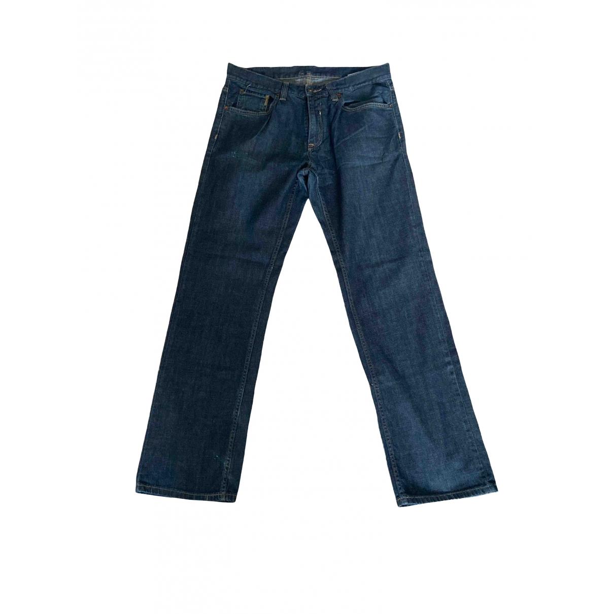Original Penguin \N Blue Cotton Jeans for Men 32 US
