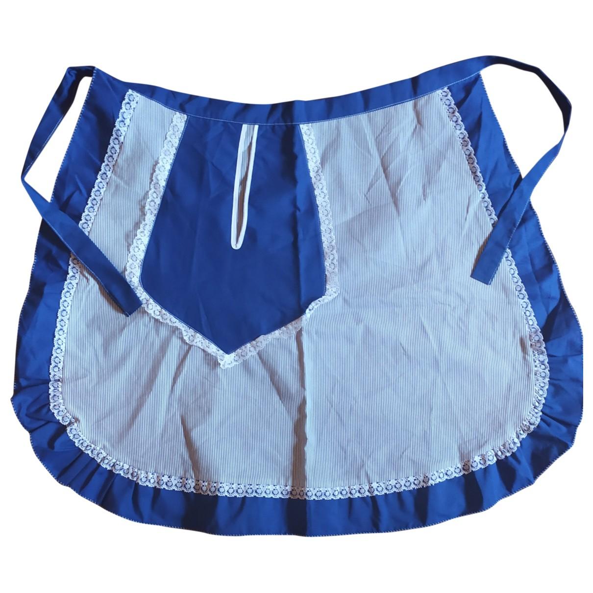 - Linge de maison   pour lifestyle en coton - bleu