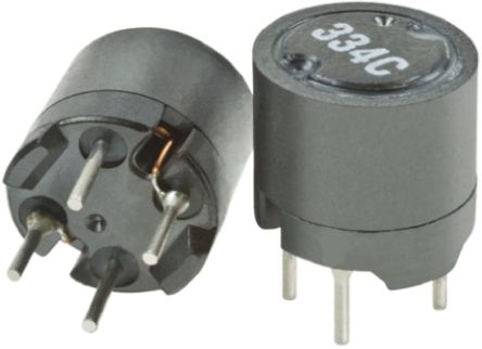 Murata Power Solutions Murata 33 μH ±15% Radial Inductor, 2.7A Idc, 57mΩ Rdc, 1200RS