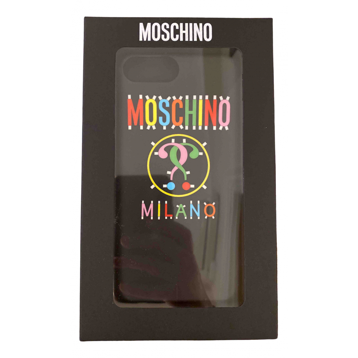 Moschino N Black Accessories for Life & Living N