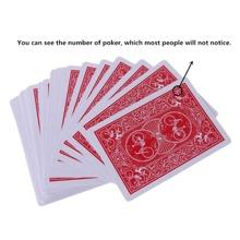 1set Marked Playing Card