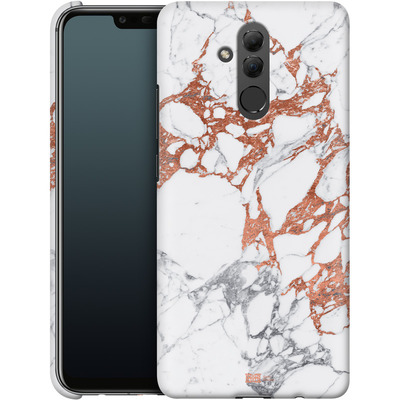 Huawei Mate 20 Lite Smartphone Huelle - #marblebitch von #basicbitches