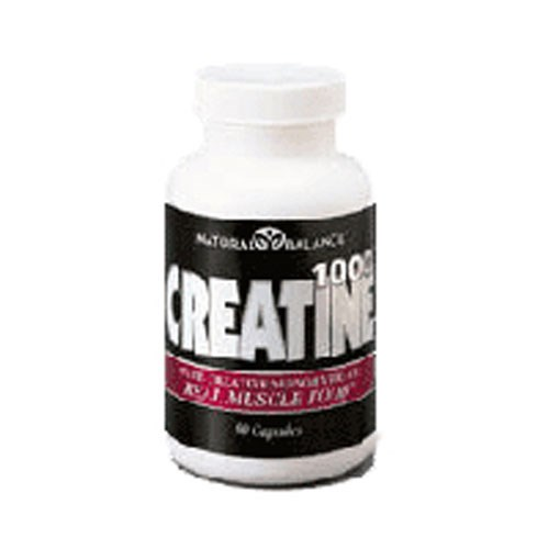 Creatine 90 caps by Natural Balance (Formerly known as Trimedica)