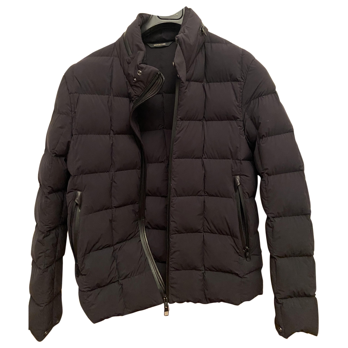 Non Signé / Unsigned Hippie Chic Black jacket  for Men 48 IT
