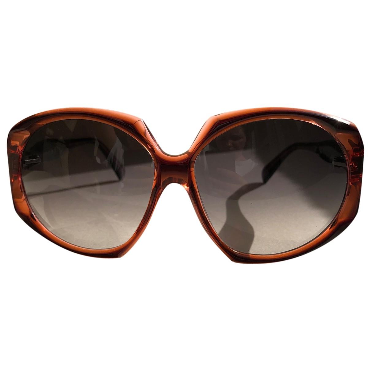 Gafas oversize Marni