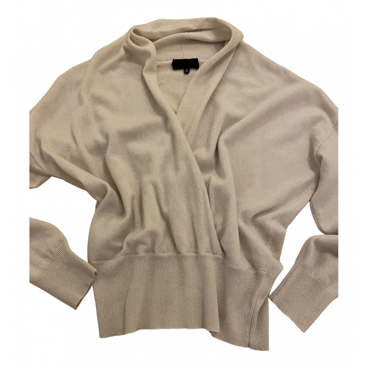 Nili Lotan - Pull   pour femme en cachemire - beige