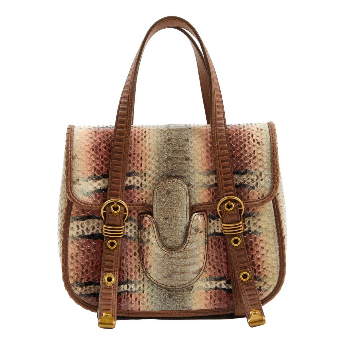Bottega Veneta N Multicolour Python handbag for Women N