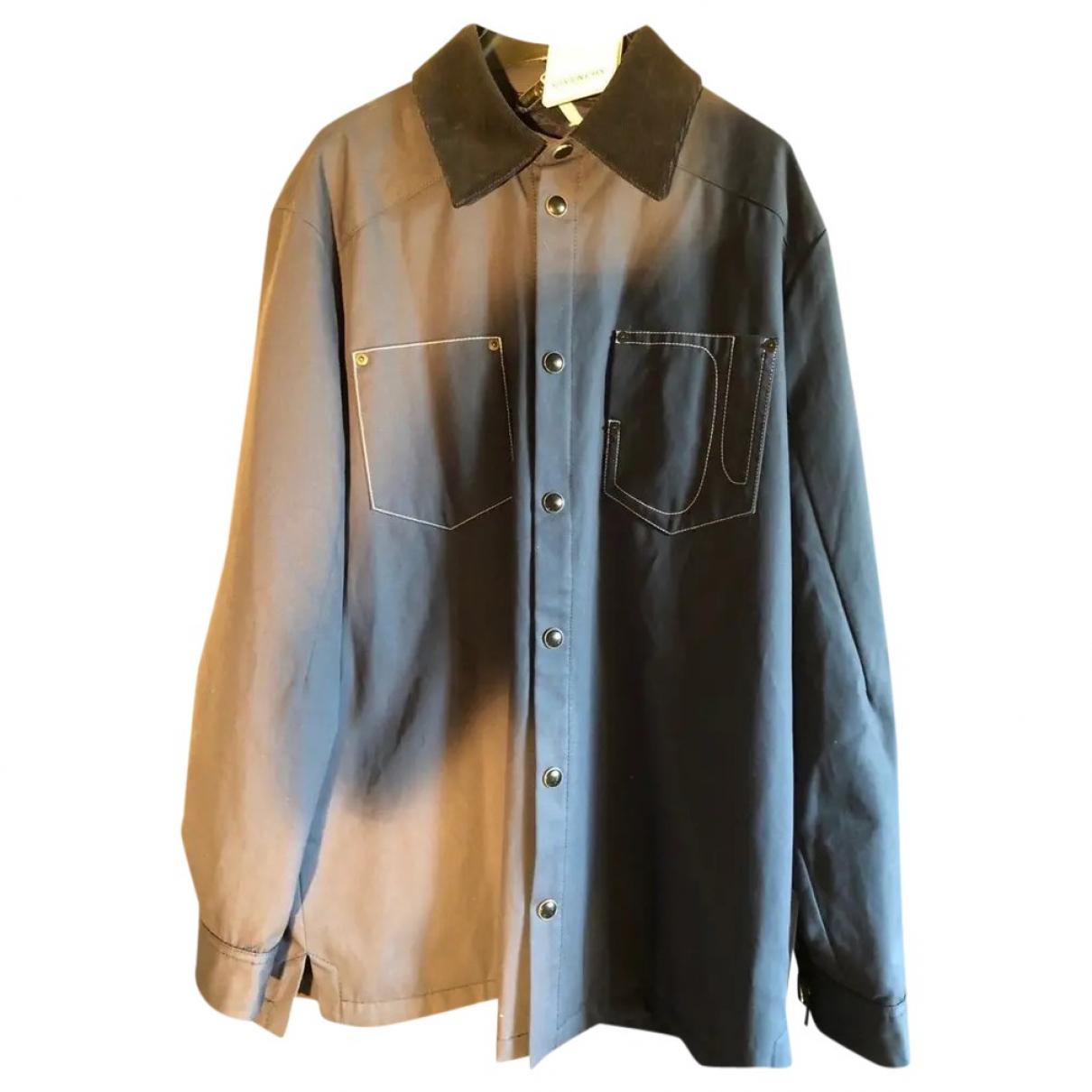 Givenchy - Vestes.Blousons   pour homme en coton - bleu