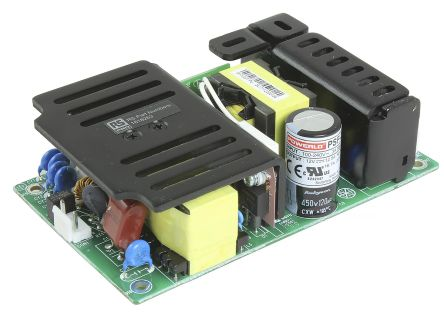 RS PRO , 199W Embedded Switch Mode Power Supply SMPS, 12V dc, Open Frame