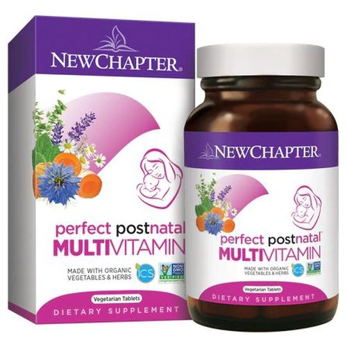 Perfect Postnatal 48 Tabs by New Chapter