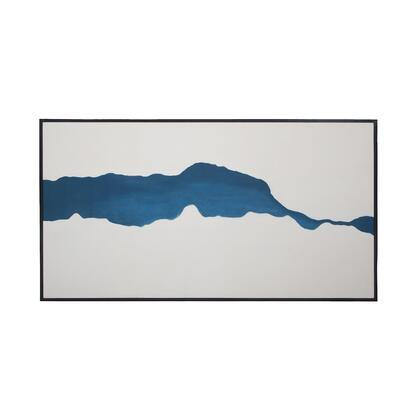7011-549 Fissure  In Hand-Painted Art  Signature