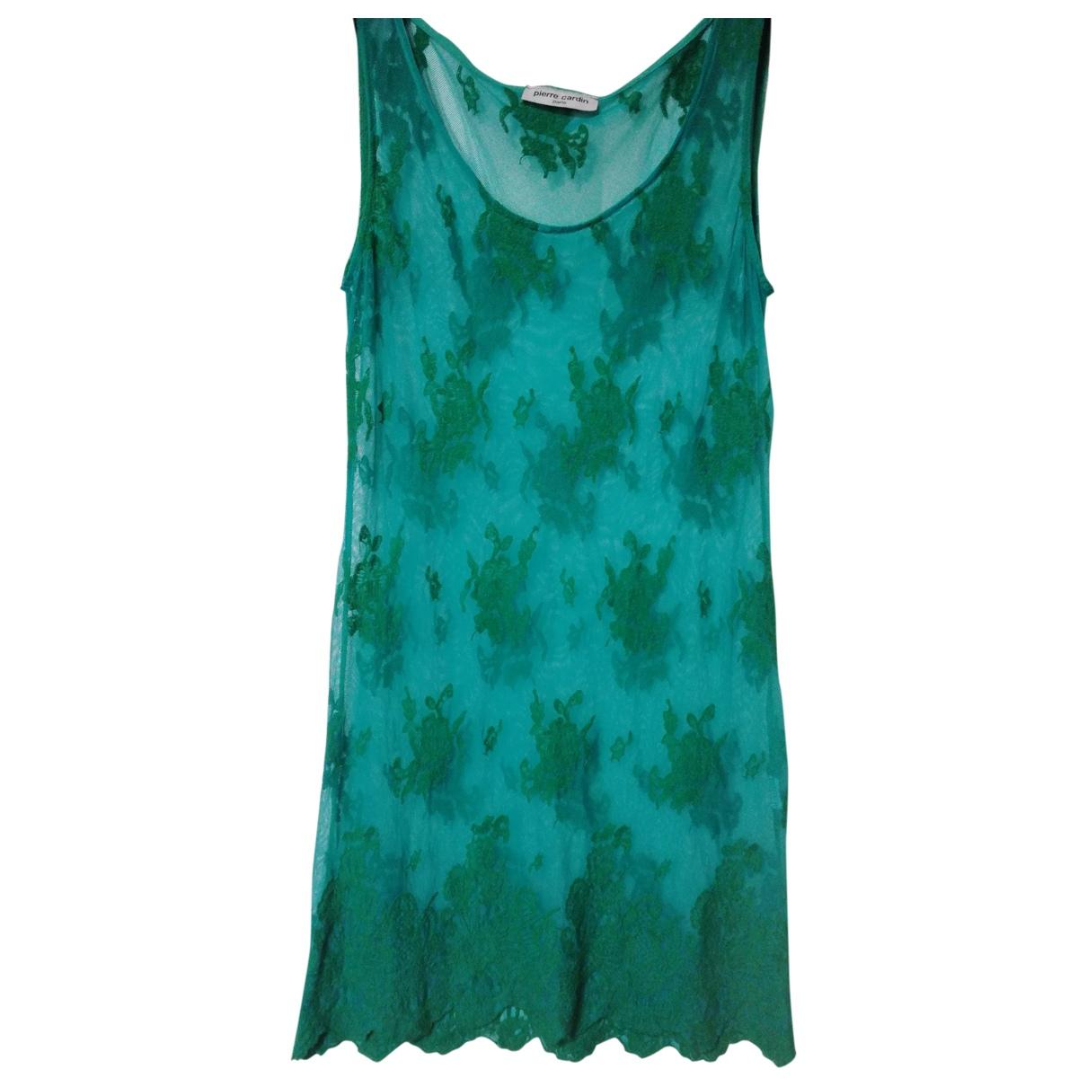 Pierre Cardin \N Green dress for Women M International