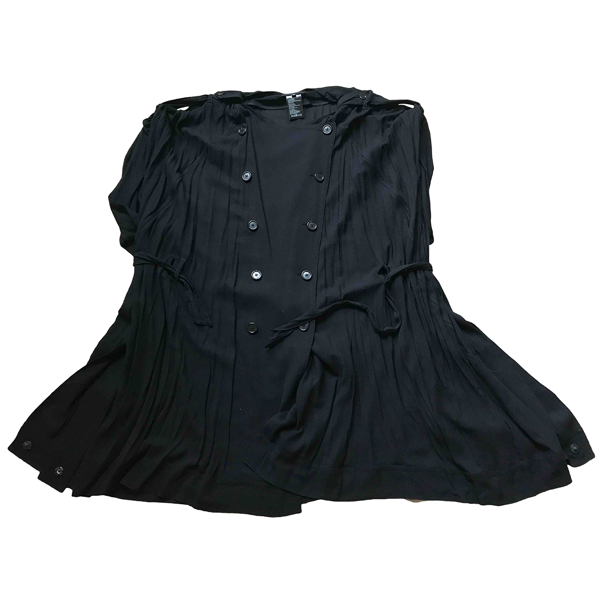 Ann Demeulemeester \N Black dress for Women 36 IT