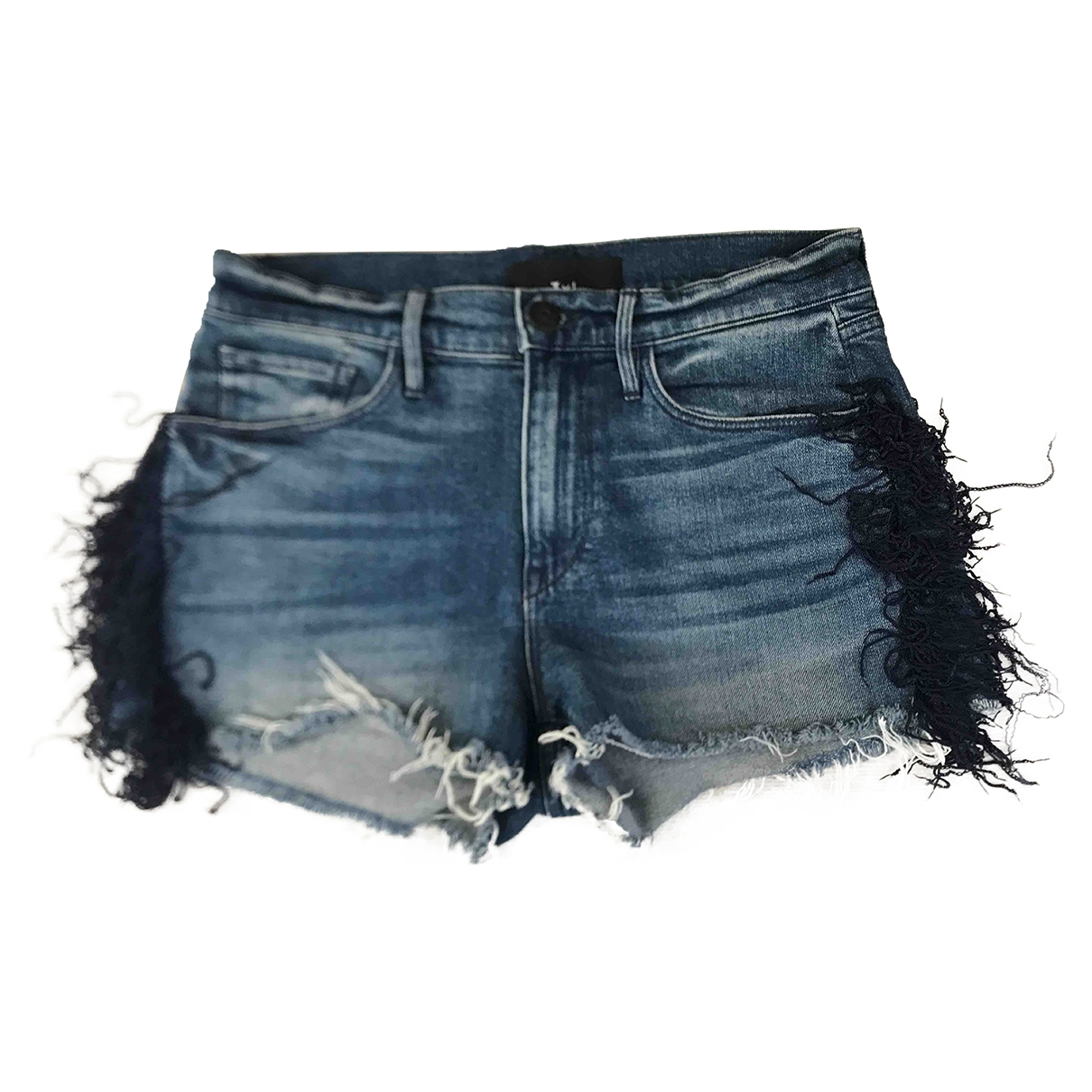 3x1 \N Blue Denim - Jeans Shorts for Women 1 0-5
