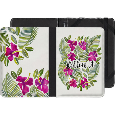 Kobo Glo HD eBook Reader Huelle - Killin It Pink von Cat Coquillette