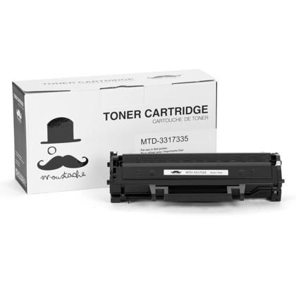 Dell 331-7335(HF442) Nouvelle Cartouche De Toner Compatible Noir Pour Dell B1160/B1160W - Moustache®
