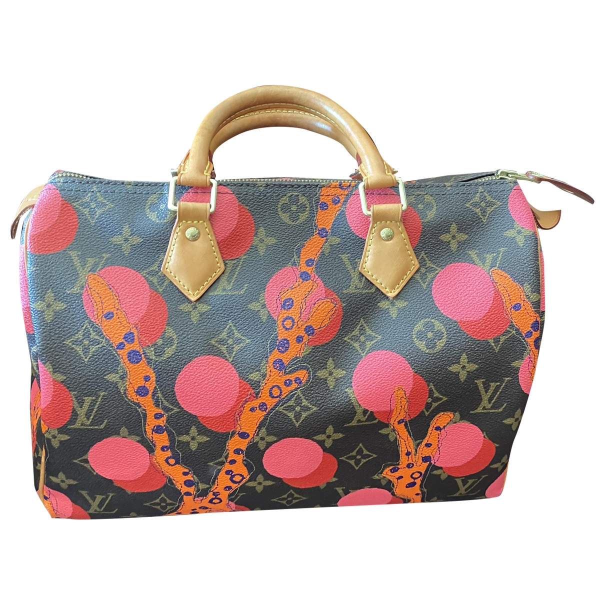 Louis Vuitton Speedy Multicolour Cloth handbag for Women \N