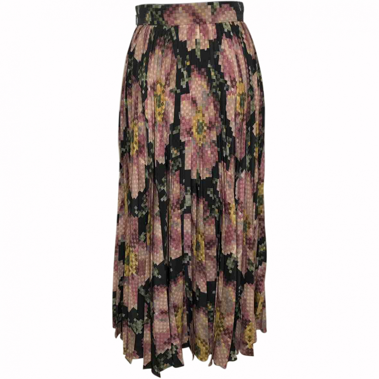 Gucci \N Pink Silk skirt for Women 36 IT