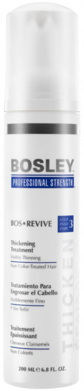 Bosley Pro BosRevive Thickening Treatment For Non Color-Treated Hair