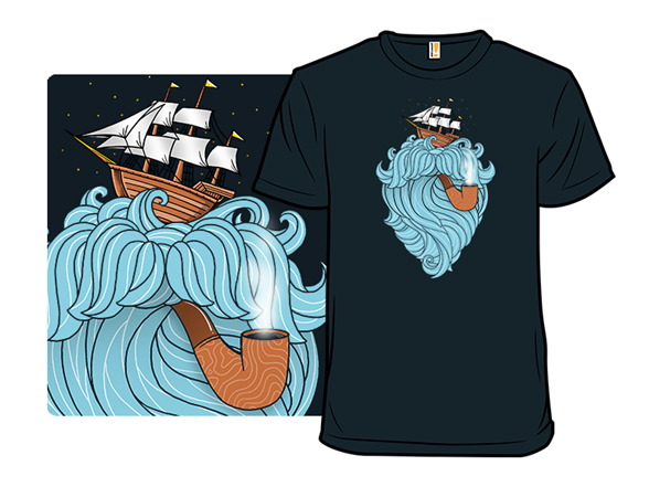 Skilled Sailor T Shirt