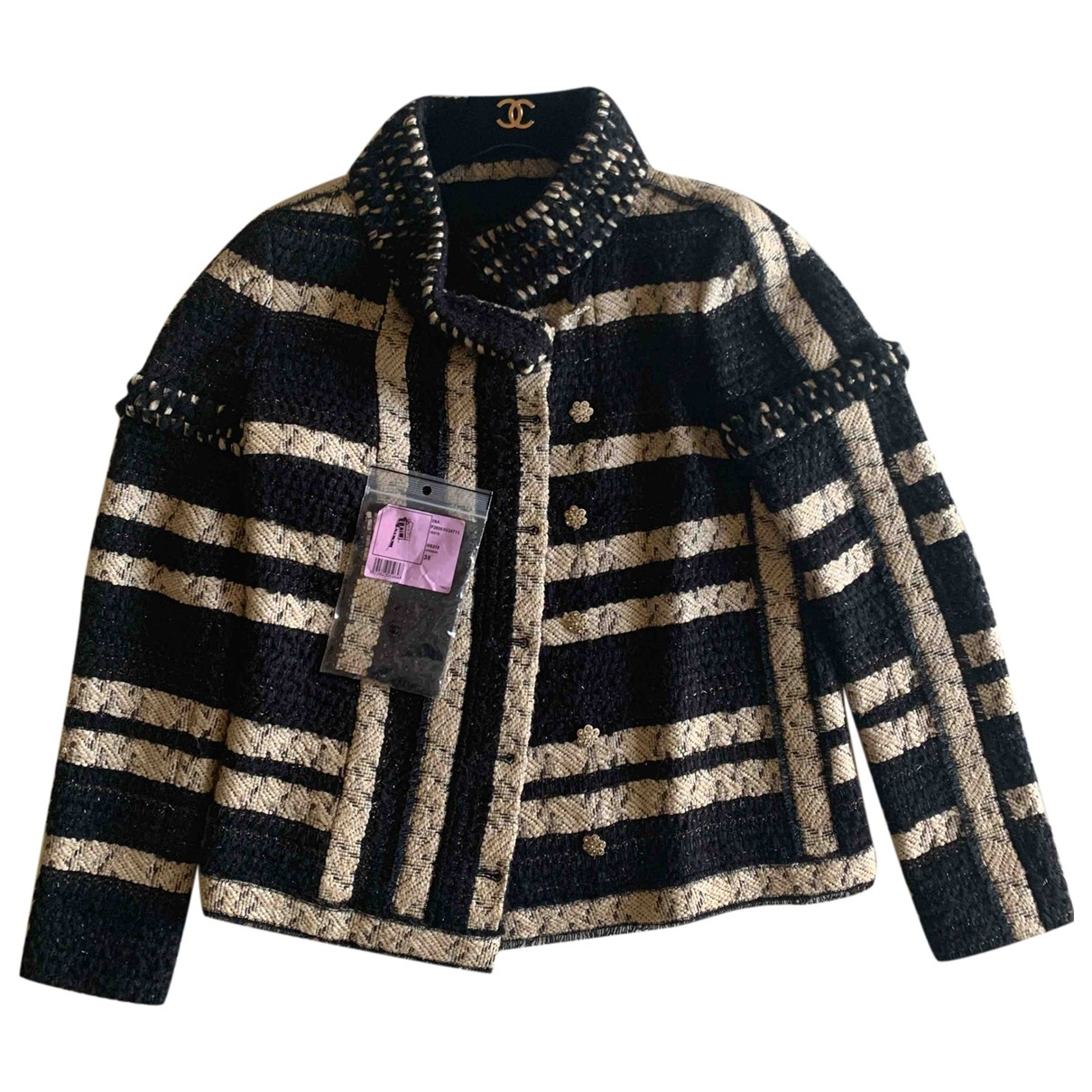 Chanel \N Cotton jacket for Women 38 FR