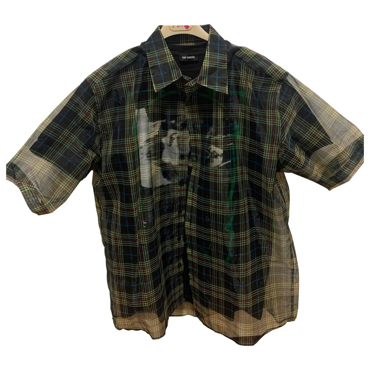 Raf Simons \N Hemden in  Bunt Baumwolle