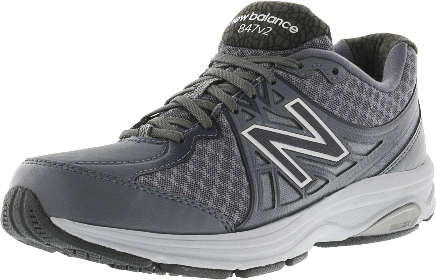 New Balance Ww847 Walking Shoe - 6N - Gy2