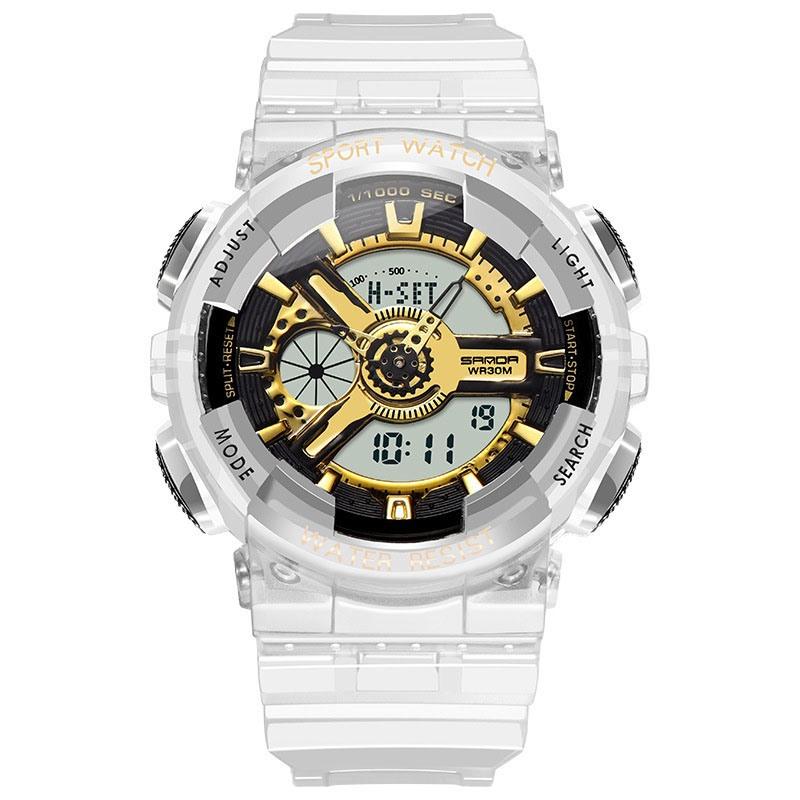 Ericdress Round Digital Watch