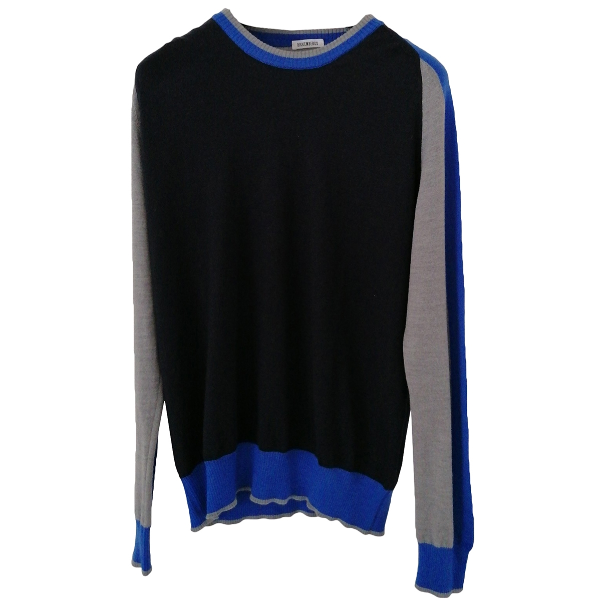 Dirk Bikkembergs \N Pullover.Westen.Sweatshirts  in  Bunt Wolle