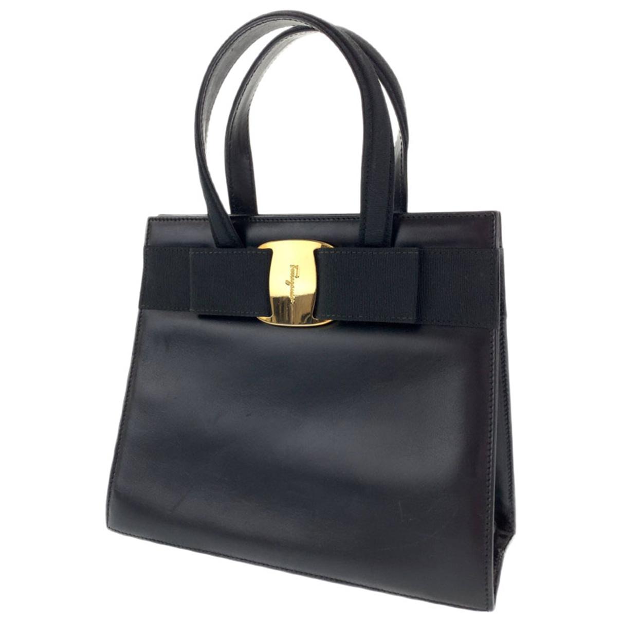 Salvatore Ferragamo N Leather handbag for Women N