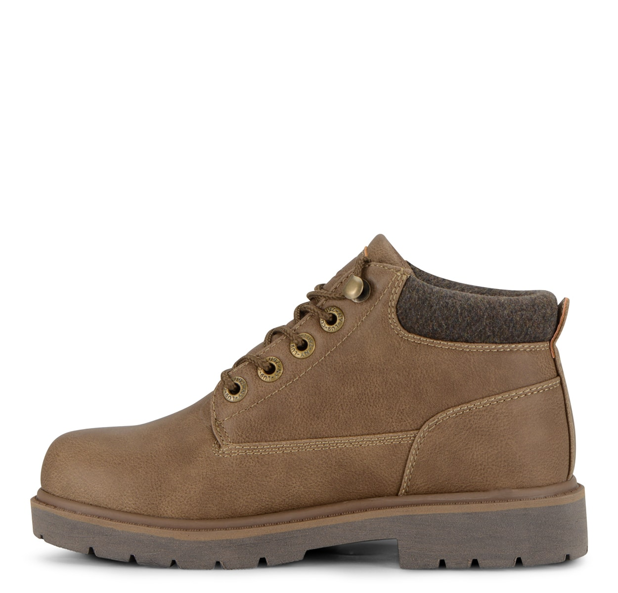 Women's Drifter Lx Chukka Boot (Choose Your Color: BLACK/CREAM/GUM, Choose Your Size: 9.5)