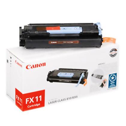 Canon FX11 1153B001AA Original Black Toner Cartridge