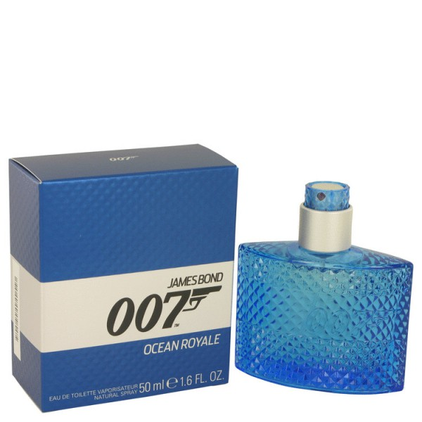 007 Ocean Royale - James Bond Eau de toilette en espray 50 ml