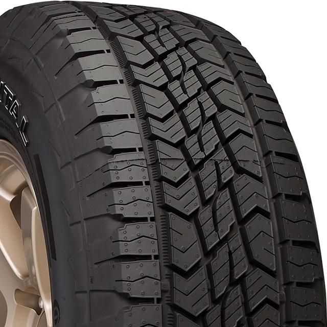 Continental 15506860000 Terrain Contact A/T Tire 255 /70 R18 113T SL OWL