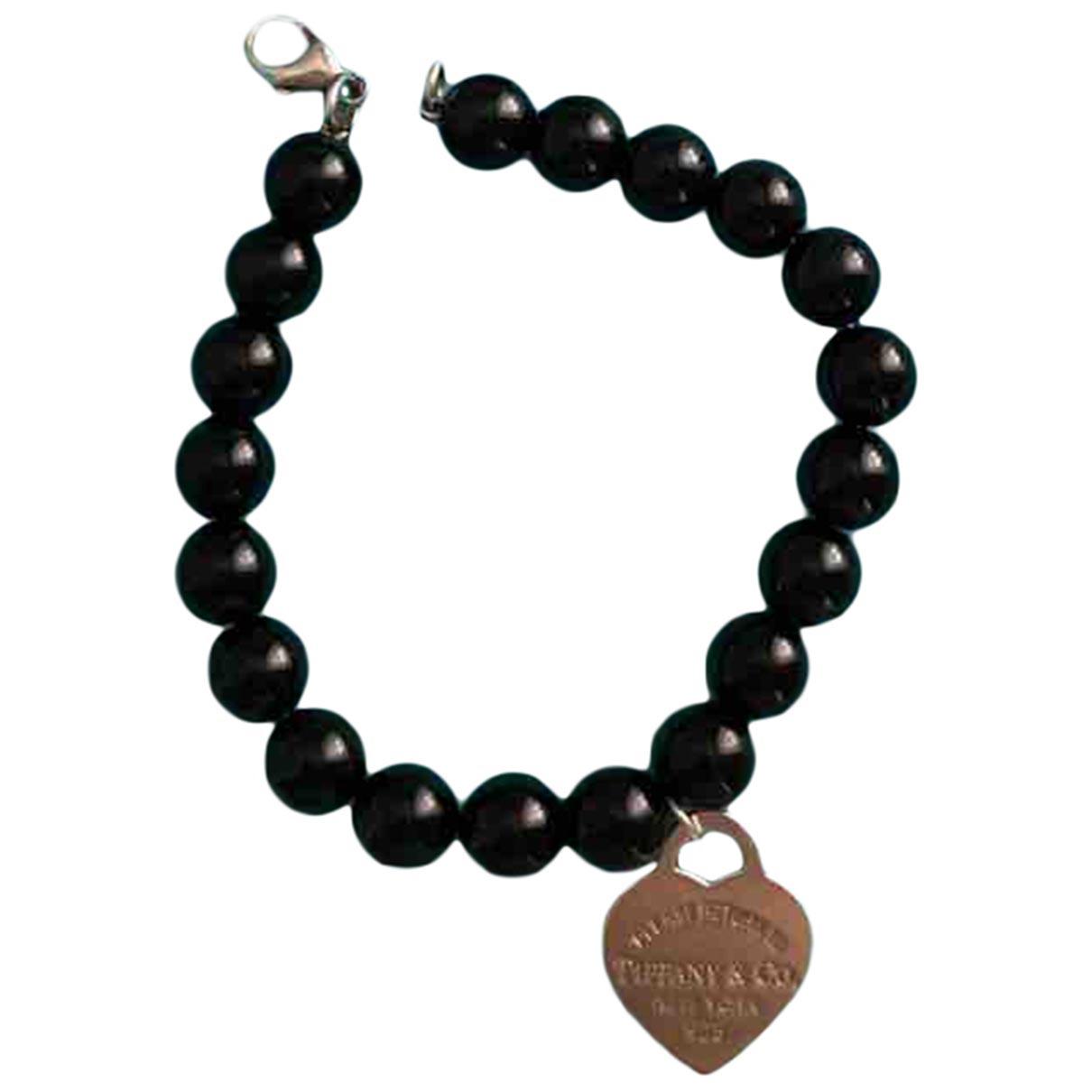 Tiffany & Co - Bracelet Return to Tiffany pour femme en argent
