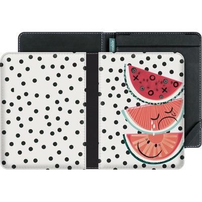 tolino vision eBook Reader Huelle - Watermelon von Victoria Topping